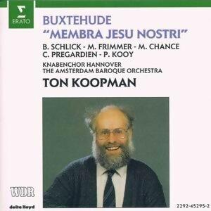 Buxtehude : Cantate BuxWV75 ''Membra Jesu nostri''