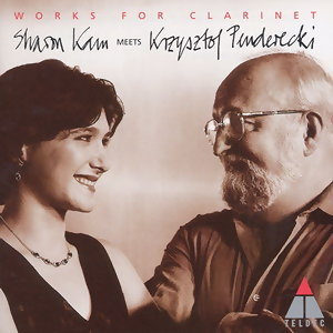 Penderecki: Clarinet Concerto