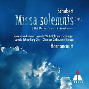 Schubert:Mass No.6