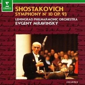 Shostakovich : Symphonie No.10 Op. 93