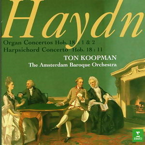 Haydn :Keyboard concertos