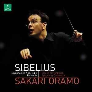 Sibelius : Symphonies Nos 1, 3 & Finlandia