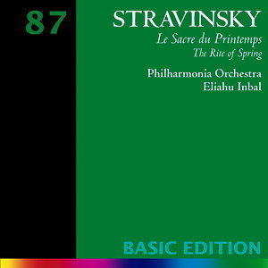 Stravinsky: Le Sacre du Printemps - Basic Edition