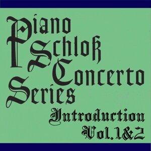 ピアノ・シュロス コンチェルトシリーズ 導入編Vol.1&2