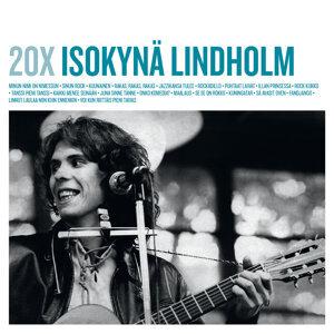 20X Isokynä Lindholm