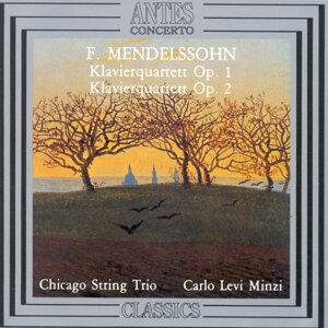 Mendelssohn: Klavierquartett, op. 1, op. 2