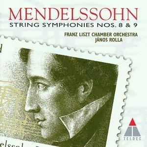 Mendelssohn: String Symphonies Nos.8 & 9