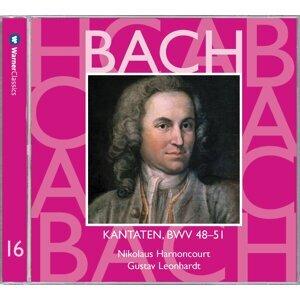Bach, JS : Sacred Cantatas BWV Nos 48 - 51