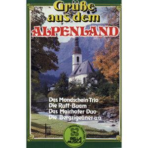 Grüsse aus dem Alpenland
