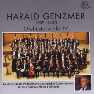 Genzmer: Orchesterwerke IV