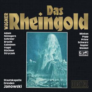 Das Rheingold - Oper in vier Szenen