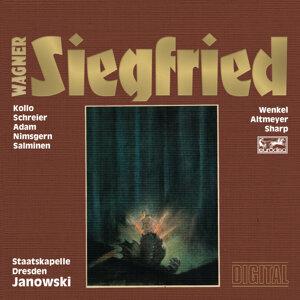 Siegfried - Oper in drei Aufzügen
