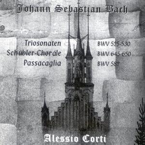 Johann Sebastian Bach: Sechs Sonaten, BWV 525-530 - Sechs Schübler-Choräle, BWV 645-650 - Passacaglia, BWV 582