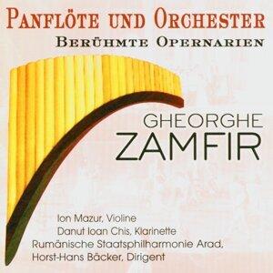Panflöte und Orchester - Berühmte Opernarien