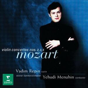 Mozart : Violin Concertos 3, 2, 5