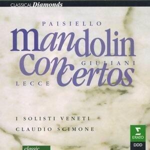 Various : Concerti per Mandolini