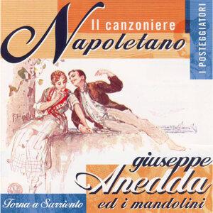 Giuseppe Anedda and his mandolin