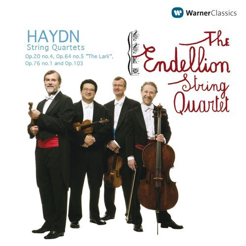 Haydn : String Quartets Nos 1, 4 & 5, 'The Lark'