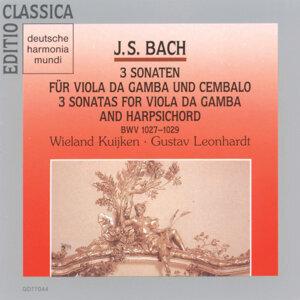 Bach: Viola Da Gamba Sonaten