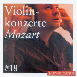 Best Of Classics 18: Mozart / Violin
