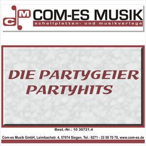 Die Partygeier - Partyhits