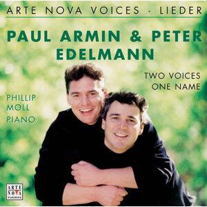 Arte Nova Voices - Lieder - Two Voices, One Name