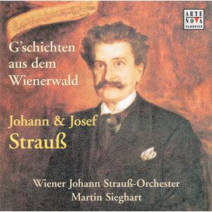 Johann Strauß: G'schichten aus dem Wienerwald