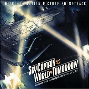 明日世界電影原聲帶(Sky Captain And The World Of Tomorrow - Original Motion Picture Soundtrack)