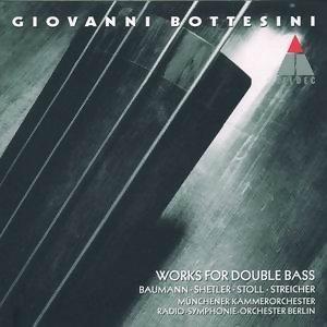 Bottesini: Works for Double-Bass