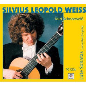 Silvius Leopold Weiss: Guitar Sonatas Vol.3