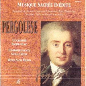 Musica Sacra Inedita: Giovanni Battista Pergolese