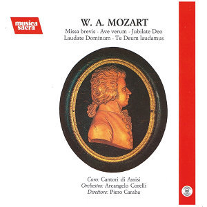 Wolfgang Amedeus Mozart: Missa brevis in Re maggiore Kv 194