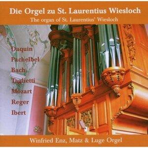 Die Orgel zu St. Laurentius Wiesloch