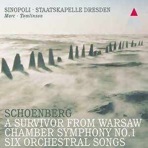 Schoenberg: Six Orchestral Songs   Chamber Symphony No.1