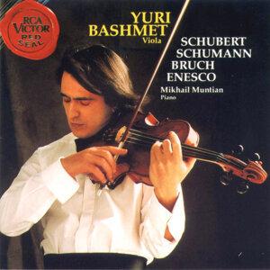 Schubert/Schumann/Bruch/Enescu