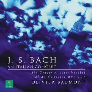 Bach-Vivaldi Transcriptions