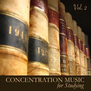 Concentration Music for Studying Vol. 2 - Instrumental Study Music for Exam Study, to Focus on Learning, Improve Concentration and Brain Power