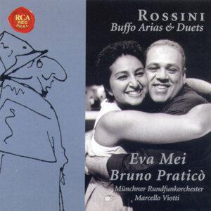 Rossini, G.: Arien und Buffoduette