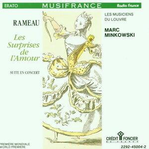 Rameau : Les surprises de l'Amour