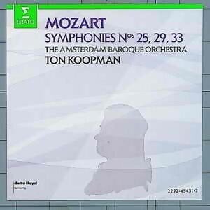 Mozart : Symphony No.9 KV 201, No.3 KV 319 & No.5