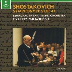 Shostakovich : Symphonie n5 Op. 47