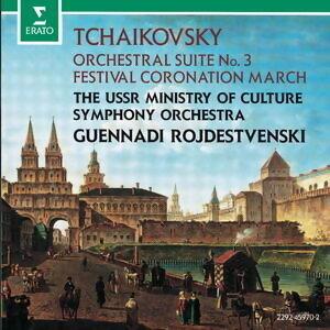 Tchaikovsky : Suite Op. 55 n?