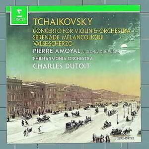 Tchaikovsky : Violin Concerto Op. 35