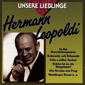 Unsere Lieblinge: Hermann Leopoldi