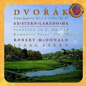 Dvorak Piano Quartet No. 2 in E-flat Major, Op. 87; Sonatina in G, Op. 100; Romatic Pieces, Op. 75 - Expanded Edition