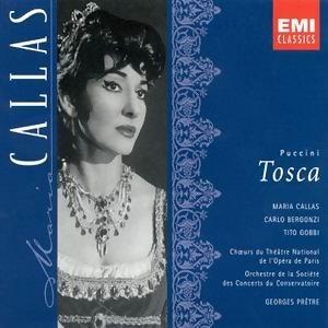 Puccini:Tosca - Callas - Pretre