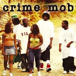 Crime Mob - U.S. Non-PA Version