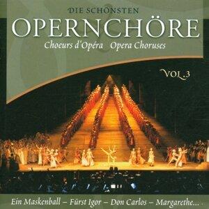 Die Schönsten Opernchöre Vol. 3