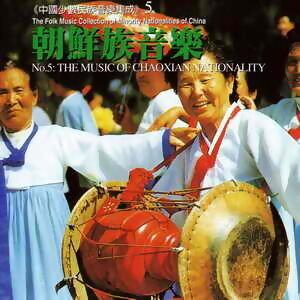 中國少數民族音樂集成5