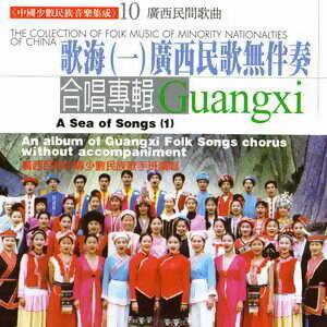 中國少數民族音樂集成10